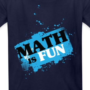 Math Is Fun - Kids' T-Shirt