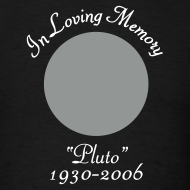 Design ~ In Memory of Pluto