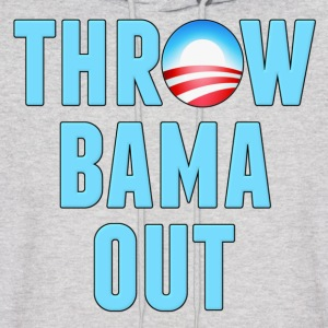 Throw Obama Out Hoodies - Men's Hoodie