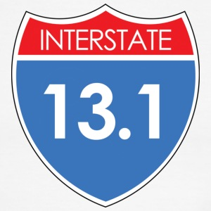 Interstate 13.1 T-Shirts - Men's Ringer T-Shirt
