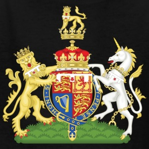 Prince William Crest -- Kid's size - Kids' T-Shirt