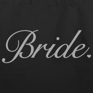 Bling Bride: Heavy load Tote - Eco-Friendly Cotton Tote
