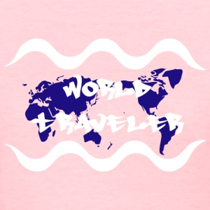 World Traveler Women's T-Shirts - Women's T-Shirt