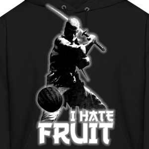 I Hate Fruit - Men's Hoodie
