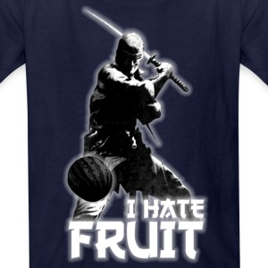 I Hate Fruit - Kids' T-Shirt