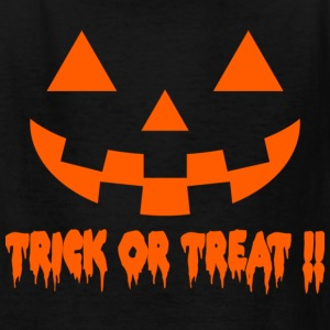 Trick or treat Kids' Shirts - Kids' T-Shirt
