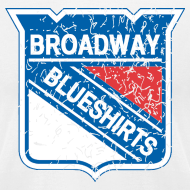 Design ~ Broadway Blueshirts