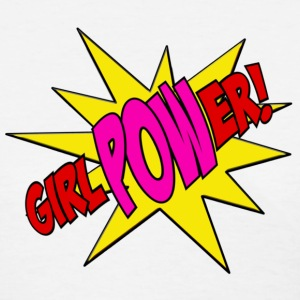Girl POWer T! - Women's T-Shirt