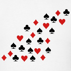Poker T-Shirts - Men's T-Shirt