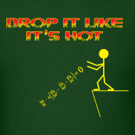 Design ~ Drop It Like It's Hot (heat equation)