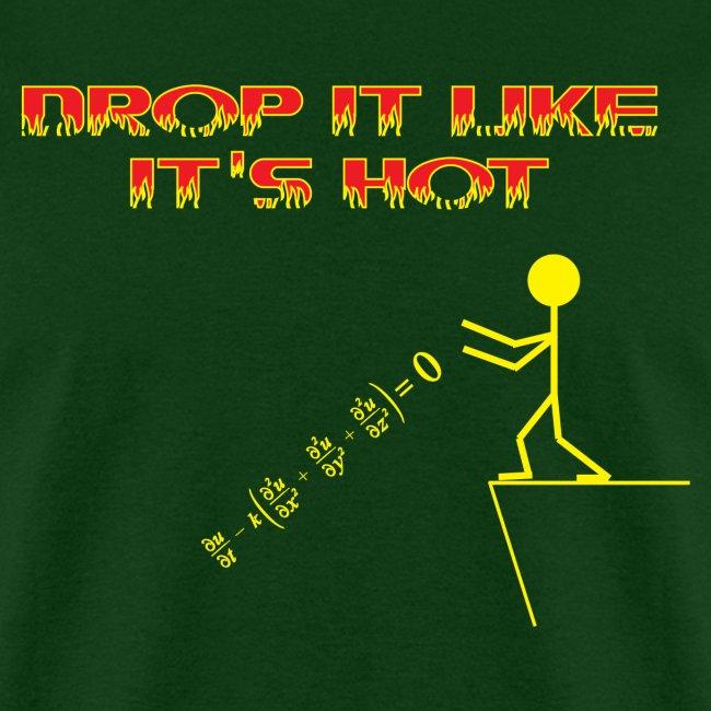 Drop It Like It's Hot (heat equation)