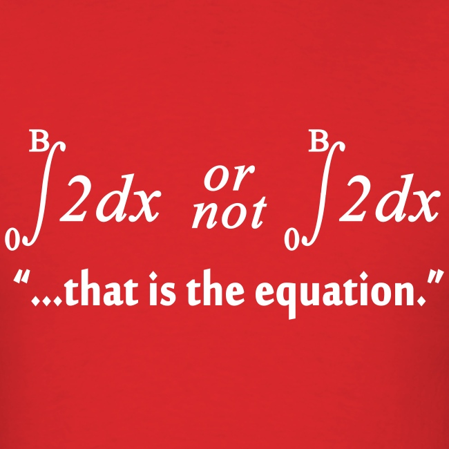 2B or not 2B ... That Is the Equation