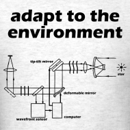 Design ~ Adapt to the Environment (adaptive optics)