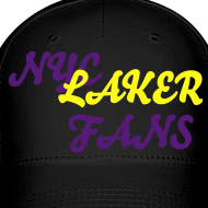 Design ~ nyc laker fans baseball hat