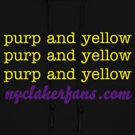 Design ~ womens purp and yellow (black) sweater