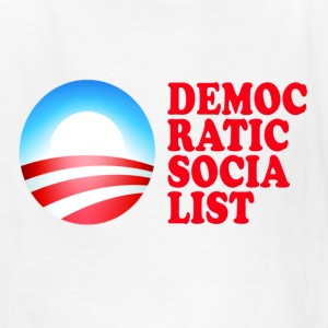 Obama Democratic Socialist Kids' Shirts - Kids' T-Shirt