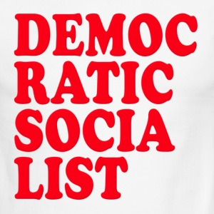 Democratic Socialist T-Shirts - Men's Ringer T-Shirt
