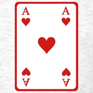 Poker ace T-Shirts - Men's T-Shirt
