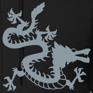 Japanese Dragon Zip Hoodies/Jackets - Men's Zip Hoodie