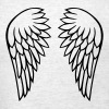 Angel wings T-Shirts - Men's T-Shirt