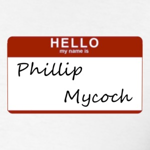 phillip_mycoch T-Shirts - Men's T-Shirt