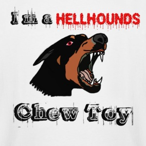 I'm a HellHounds Chew Toy - Men's Tall T-Shirt