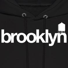 Brooklyn Water Tower Logo Hoodie