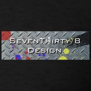 SevenThirty/8 Design - Men's T-Shirt