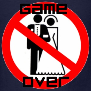 game_over T-Shirts - Men's T-Shirt