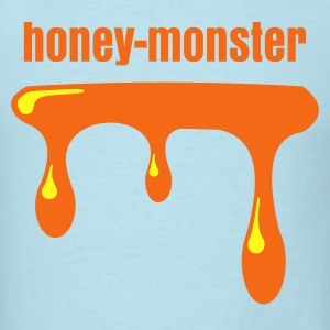 honey-monster! - Men's T-Shirt