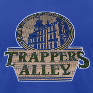 Design ~ Trappers Alley DWD Men's American Apparel Tee