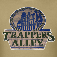Design ~ Trappers Alley DWD Men's Standard Weight T-Shirt