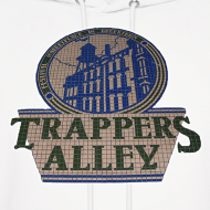 Design ~ Trappers Alley DWD Men's Hooded Sweatshirt