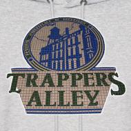 Design ~ Trappers Alley DWD Men's Hooded Sweatshirt