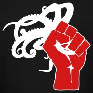 Design ~ Men's Tall Octopus Revolution (Black)