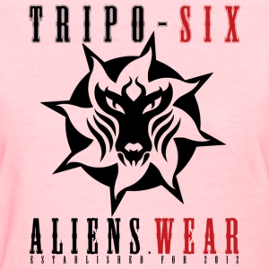 tripo6_aliens.wear - Women's T-Shirt