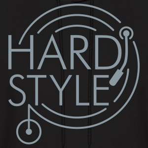HARDSTYLE DJ | men's hooded sweatshirt - Men's Hoodie