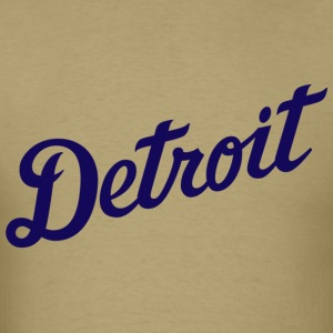 Detroit T-Shirts - Men's T-Shirt