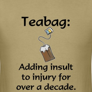 teabag T-Shirts - Men's T-Shirt