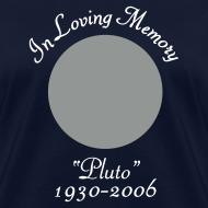 Design ~ In Memory of Pluto