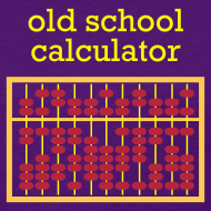 Design ~ Old School Caclulator (abacus)