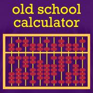 Design ~ Old School Caclulator (abacus)