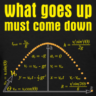 Design ~ What Goes Up, Must Come Down