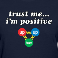 Design ~ Trust Me, I'm Positive (proton)