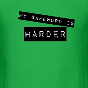 safeword T-Shirts - Men's T-Shirt