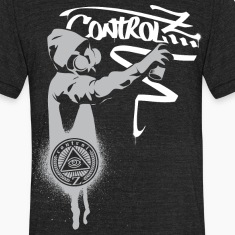 Graffiti Z by ControlZClothing.com T-Shirts
