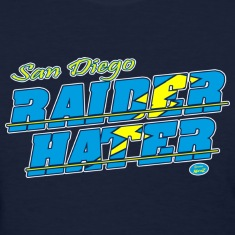 sd_raider_hater Women's T-Shirts