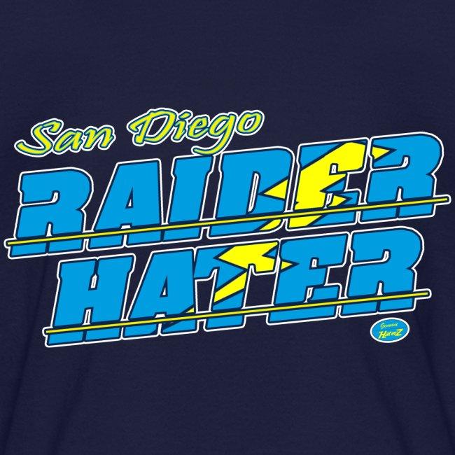 San Diego Raider Hater