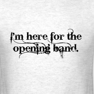 opening_band - Men's T-Shirt