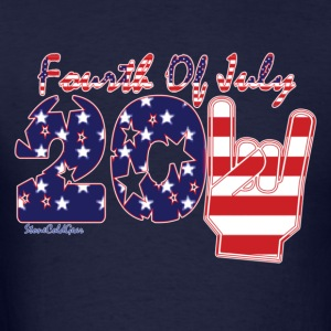 4th of july 2011 T-Shirts - Men's T-Shirt